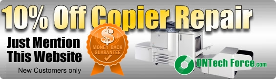10% off Copier repair in Los Angeles, CA