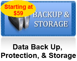 Data Back Up Storage